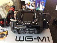 Ricoh WG-M1 Digital Action Camera