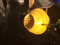 Electric cement mixer SIP make