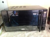 As new DeLonghi combi-microwave (microwave/convection oven/grill)