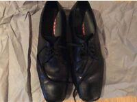 Prada Sport shoes.