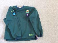 Cub Scout jumper size 30