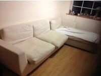 Sofa free to a good home.
