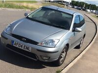 Ex CID Ford Focus tdci with stamp part service history