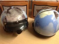 HArley Davidson Helmets XL and M RARE