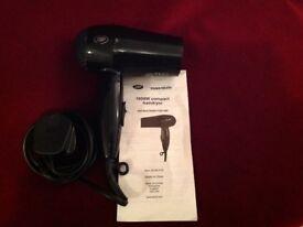 Hairdryer 1600w