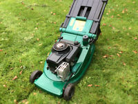 Rear Roller Petrol Lawnmower with Grass box