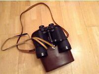 Carl zeiss west German 7 X 50 W binocular