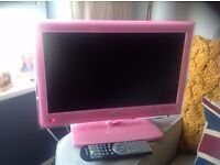 22inch lcd TV with freeview