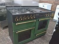 RangeMaster gas cooker 90cm.....free delivery