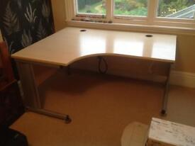 Office desk, commercial quality
