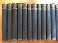 The Waverley Novels, by Sir Walter Scott, Bart. Melrose edition published 1898.