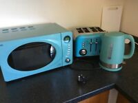 Microwave, kettle and toaster NEXT