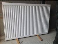 Stelrad double convector radiator. Good condition.