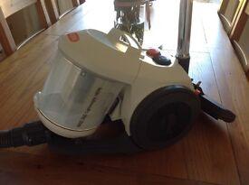 Vax 1800 260 lightweight bagless cylinder vacuum cleaner