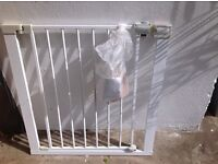 Baby stair gate