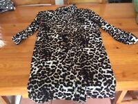 River island Girls print dress