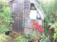 Potting Shed ready for collection