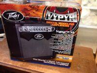 Brand new in box Peavy Vypyr 15 digital modelling Amplifier.