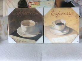 Canvas Coffee Prints