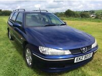 PEUGEOT 406 LX HDI ESTATE *DRIVING BRILLIANTLY*
