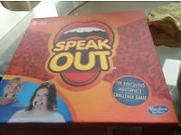 Brand new Speak Out game