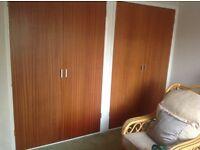Wood effect cupboard doors FREE