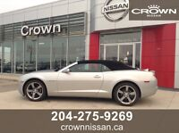 2012 CHEVROLET CAMARO LT CONVERTIBLE RS PKG