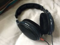 Sennheiser hd600 open back headphones