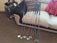 Regency golf clubs