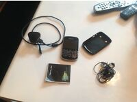 Blackberry Bold Touch-unlocked