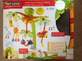 Tiny Love Sweet Island Dreams Mobile
