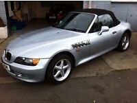 \\ JUST ARRIVED VERY RARE CAR// S BMW Z3 1.9 AUTOMATIC, 84000 MILES, FULL MOT.