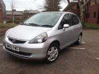HONDA JAZZ 1.3 AUTOMATIC..12 MONTH MOT..CHEAP CARS TOYOTA YARIS NISSAN MICRA VW POLO RENUALT CLIO