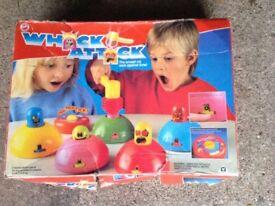 Whack attack retro game