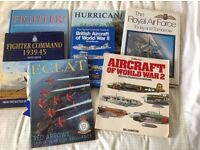 Selection of Aircraft books