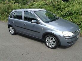Vauxhall Corsa , 1.2 SXI Twinport , 2005 , new mot