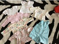 Baby girl clothes size 0-6