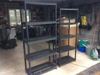 Garage Storeage units