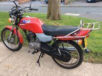 Classic Honda CG 125