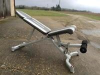 Maximuscle Utility Bench (Delivery Available)