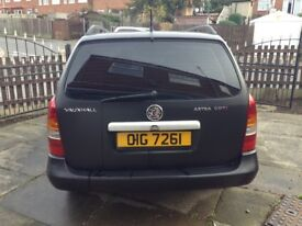 vahuxhall astra 1 of a kind