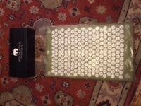 NEW Bed of Nails Acupuncture Mat and Pillow