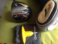 Sale Swap Taylormade R7 superquad driver mint putter Titleist ping Mizuno callaway scotty srixon