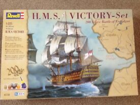 Revell model HMS Victory new unopened