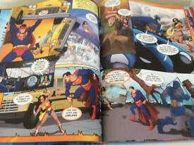 🔵🔴 👓 DC Superman 2017 Annual Graphic Comic Book