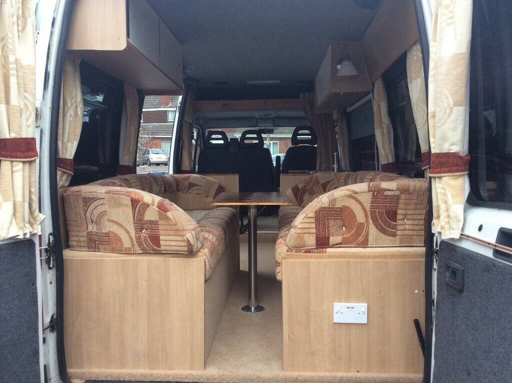 Registered Campervan Conversion For Sale