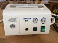 Hadewe SB nail drill dust extraction podiatry and chiropody