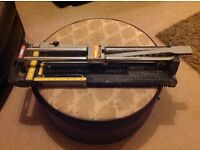 Wall and floor tile cutter