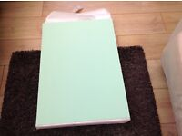 A2 MINT GREEN CARD X 200 SHEETS BRAND NEW