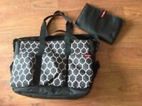 Skip Hop duo double changing bag. Brand new with tags.